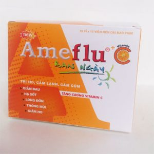 Ameflu day time VTM C