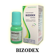 Bizodex eye drops